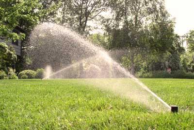 impianto di irrigazione automatica